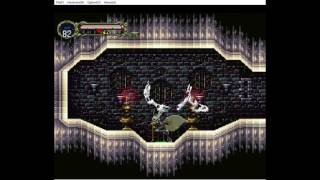 Akumajo Dracula X: Nocturne in the Moonlight - Castlevania: SOTN. Sega Saturn. Longplay (Part 1)