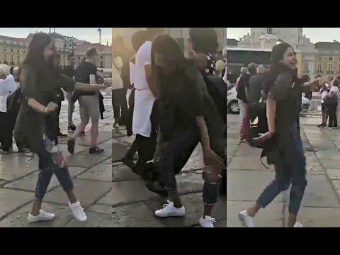 Anushka Sharma Dances On Streets Of South Africa