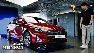 All-New 2019 Hyundai Elantra In-depth Design Review of 2019 Elantra (Hyundai Motor Studio,Seoul)