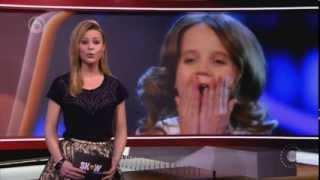 Amira Willighagen - SBS Shownieuws - 30 December 2013