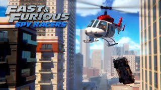 Street Races \u0026 Helicopter Chases  Fast \u0026 Furious Spy Racers  NETFLIX