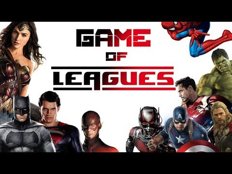 Marvel And DC | Game Of Leagues