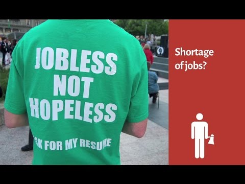 Job Generation for a Jobless Generation