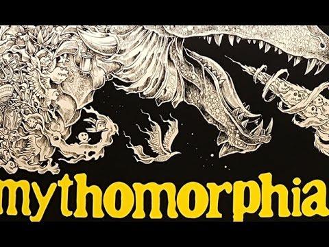 Mythomorphia Coloring