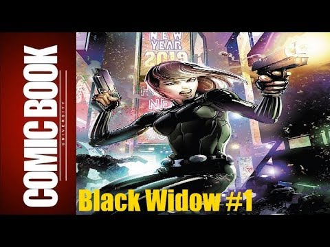 Black Widow #1 | COMIC BOOK UNIVERSITY