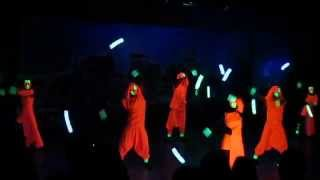 Отель Club Insula новый сезон 2014 года! Hotel Club Insula - new season 2014! Fire show