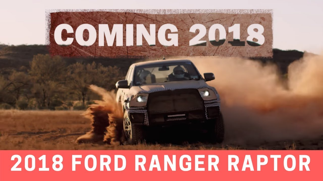 ford ranger raptor  coming youtube