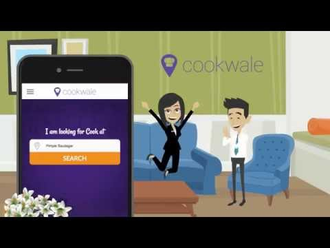 CookWale.Com Simple way to Hire Cook in your Locality