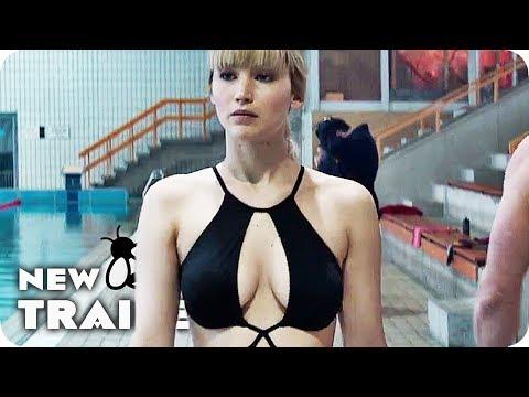 Red Sparrow Trailer 2 (2018) Jennifer Lawrence Movie