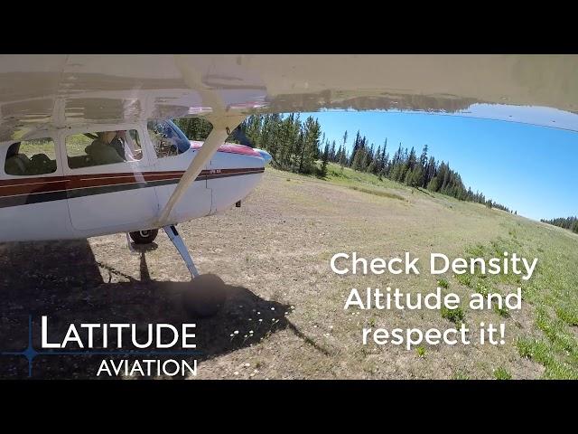 Idaho Mountain Flying Memaloose Cessna Taildragger July 2018