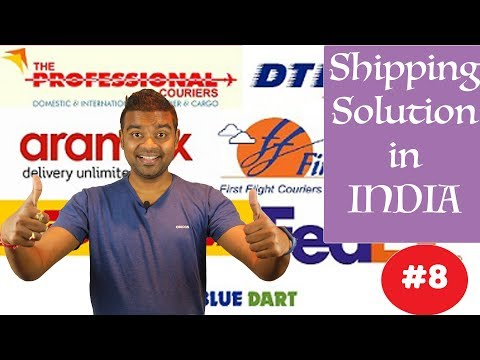 How To Ship The Product In India - Best Shipping Solution Via Home - ECommerce #8