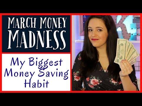 💵March Money Madness - Envelope Stuffing & Savings Habit