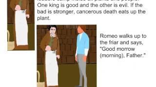 Romeo and Juliet - Act 2, Scene 3 Summary