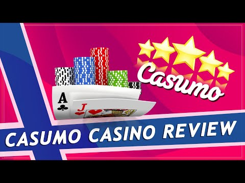 Casumo Casino Online 【FULL anmeldelse & spilleautomater 2021】 video preview
