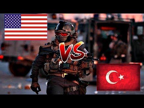 Türk Askeri ve Amerikan Askerleri Arasındaki Fark