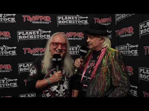 Uriah Heep at Planet Rockstock 2019