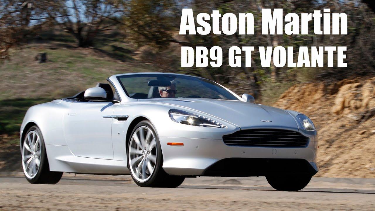 2016 aston martin db9 gt volante - youtube