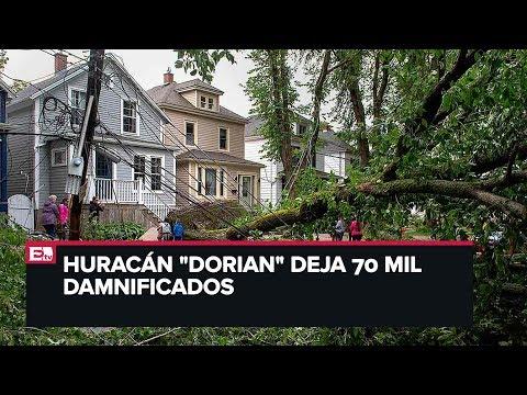 Enfrenta Bahamas crisis humanitaria a causa de 'Dorian'