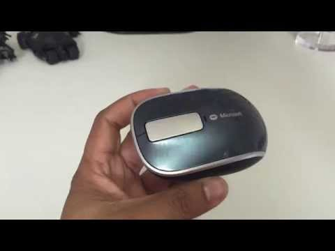 Mouse Bluetooth  Microsoft Sculpt Touch