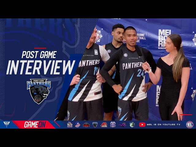 Round 7 - Post Game Interview Point Cook Panthers