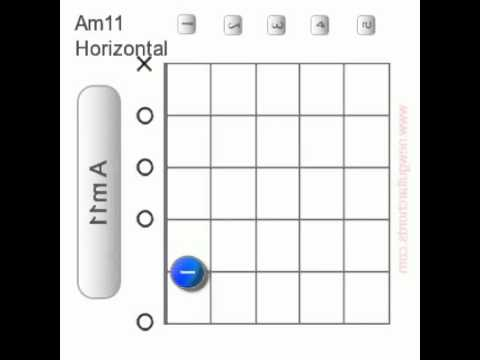 Am11 Guitar Chords - YouTube