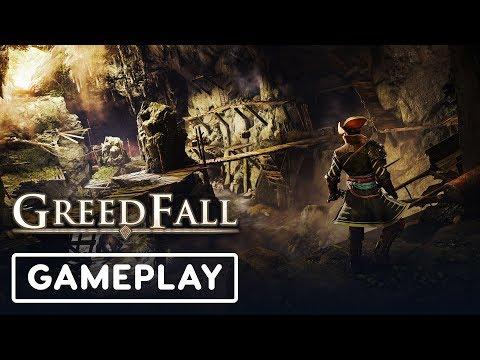 GreedFall - представление игрового процесса