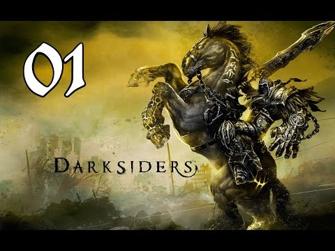 Darksiders let's play FR partie 1