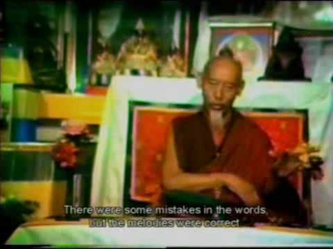 CHOD MELODIES (Part 10) by KYABJE ZONG RINPOCHE
