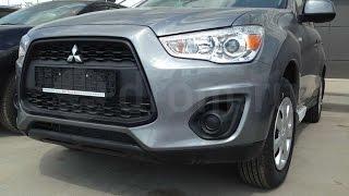 Замена масла на автомобиле Mitsubishi ASX
