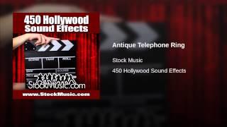 Antique Telephone Ring