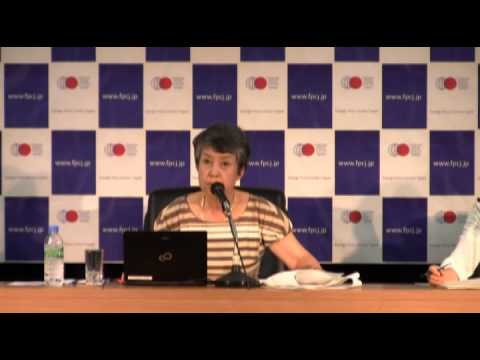 """FPCJ Press Briefing """"Empowering Women as a Management Goal of Japanese Companies"""""""