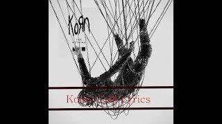 Korn: Cold Lyrics:
