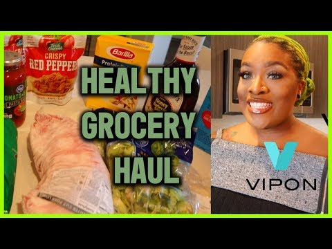 HEALTHY Weekly Grocery Haul! | Vipon Amazon Coupon Codes