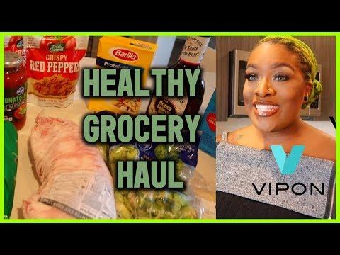 HEALTHY Weekly Grocery Haul! | Vipon Amazon Coupon Codes