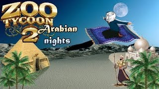 Zoo Tycoon 2 -[SK]- Arabian nights pack
