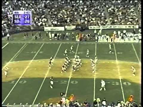 Seahawks vs. Chargers, 1998