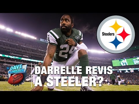 Darrelle Revis a Perfect Fit for the Pittsburgh Steelers?   NFL Network   DDFP