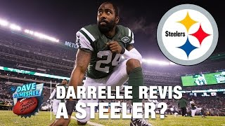 Darrelle Revis a Perfect Fit for the Pittsburgh Steelers? | NFL Network | DDFP