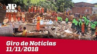 Giro de Notícias - 11/11/2018