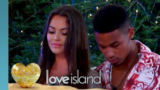 Josh and Stephanie Are Dumped From the Island | Love Island 2018