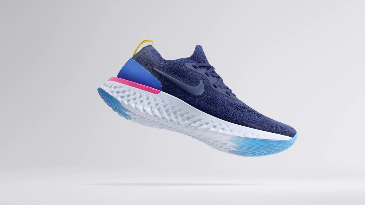 Nike just released its first shoe with an all-foam bottom