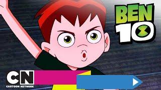 Ben 10 | Wielki start | Cartoon Network