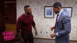 Randal Blows Up on Larry   Tyler Perry's If Loving You Is Wrong   Oprah Winfrey Network