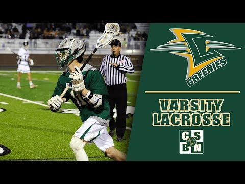 LIVE: Varsity Lacrosse vs. Charlotte Secondary School
