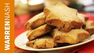 Christmas Cookies Recipe  Easy to make at home  Recipes by Warren Nash