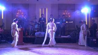 Surprise Wedding Dance in Sri Lanka Shayani & Dinesh Wedding 20th May 2015