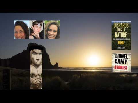 Le mystère des disparues de Piha (Nouvelle Zélande)