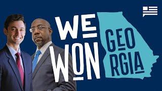 We won Georgia. | Andrew Yang | Yang Speaks