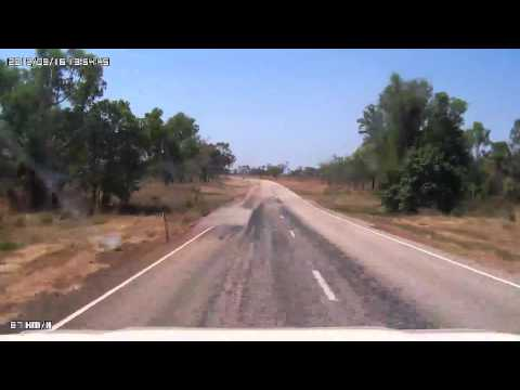 Video 203-Victoria Highway-Buntine Hwy T/O to the Flora National Park T/O