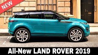 8 New Land Rover SUVs that Reinvent Luxury Car Interiors in 2019